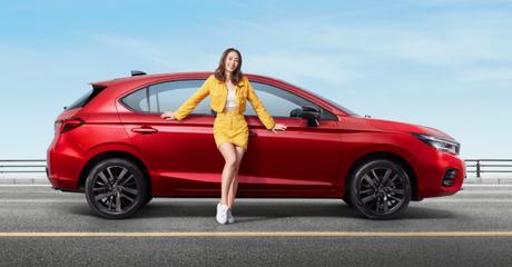 Honda City Hatchback: novidade estreou na Tailândia e deve ser produzida no Brasil.