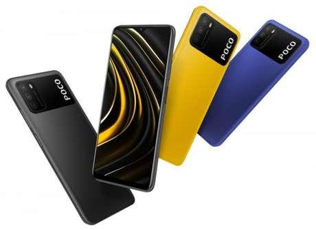 Xiaomi Poco M3 (Imagem: Divulgação/Poco)