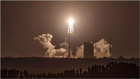 China launch