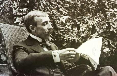 O escritor português Eça de Queiroz