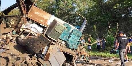 Motorista em acidente que matou 41 responderá por homicídio