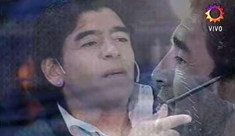 Um é pouco, dois é bom: Maradona em dose dupla rendeu recorde de audiência na TV