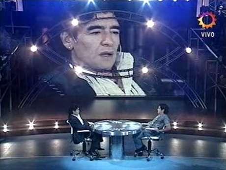 Maradona disse que, se pudesse dizer algo em seu próprio enterro, agradeceria ao futebol por tudo o conquistou em vida