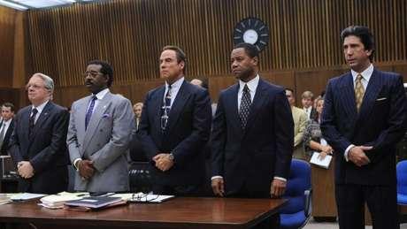 The People Against OJ Simpson.: American Crime Story (Foto: Divulgação / Netflix)