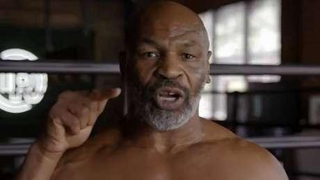 Tyson mostra confiança antes de luta do próximo sábado