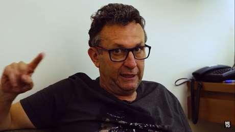 Neto contou sobre a vida na Venezuela no podcast Fernet Bola (Foto: Reprodução)