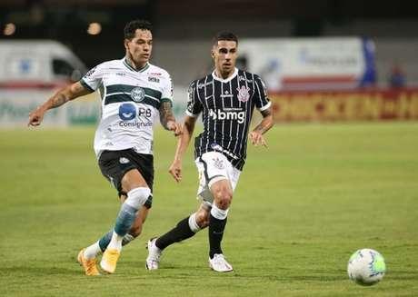 Gabriel fez mais uma partida interessante nessa boa fase do Corinthians (Foto: Rodrigo Coca/Ag. Corinthians)