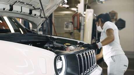 Além do Renegade, fábrica da FCA em Pernambuco produz o Jeep Compass e o Fiat Toro.