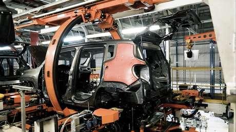 Renegade foi o primeiro carro a ser produzido no Polo Automotivo Jeep, em Goiana (PE).