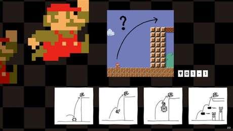 Livro de ideias do Super Mario Maker