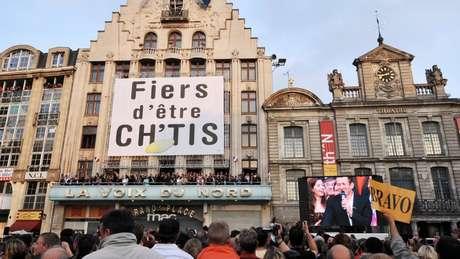 Um dos filmes mais amados da França, 'Bienvenue chez les Ch'tis' (Bem-vindo aos Ch'tis), brincou com um mal entendido sobre o sotaque do norte