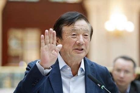 RenZhengfei, fundador da Huawei (Imagem: Reprodução/Qilai Shen/Bloomberg)