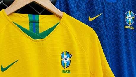 Camisa da seleção brasileira feminina não terá as estrelas das conquistas do time masculino