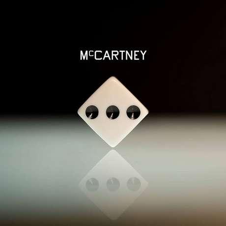 Capa de 'McCartney III'