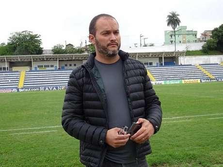 Edgard Montemor estava no Botafogo-PB (Foto: Divulgação)