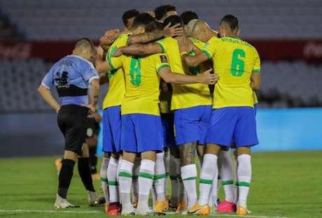 Brasil é o terceiro colocado no ranking da FIFA (Foto: AFP)