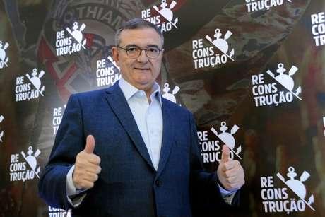 Mário Gobbi saiu de seu período de ausência política para ser candidato de oposição (Foto: Alan Morici/Divulgação)