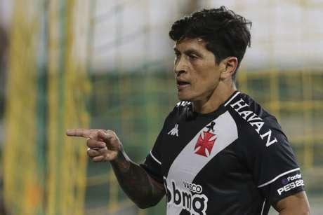 Cano tem média superior a um gol a cada dois jogos (DANIEL JAYO/AFP)