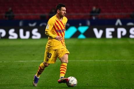 Ciclo de Messi no Barcelona pode estar próximo do fim (Foto: GABRIEL BOUYS / AFP)