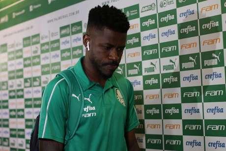 Ramires não é mais jogador do Palmeiras