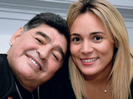 Maradona e Rocío: um relacionamento marcado pela exposição pública nos bons e maus momentos