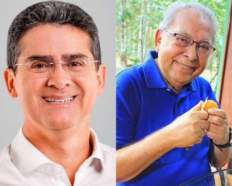 David Almeida (Avante) e Amazonino Mendes (Podemos) disputam segundo turno das eleições em Manaus
