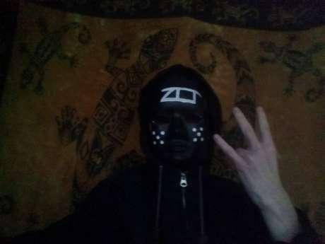 Foto enviada à reportagem do Estadão pelo hacker que se identifica com Zambrius, preso neste sábado, 28, em Portugal