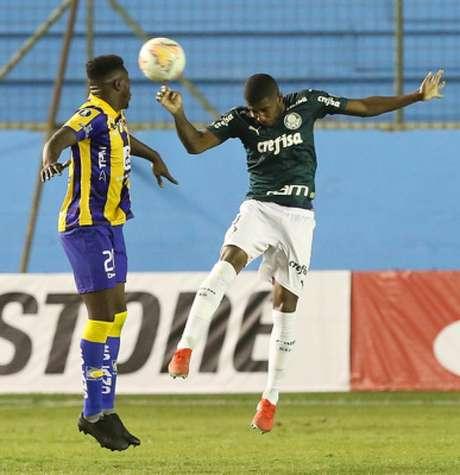 (Foto: César Greco/Ag. Palmeiras)