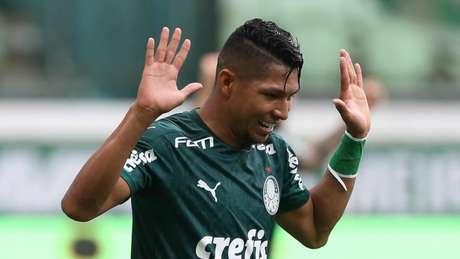 Camisa 11 está em ascensão no Verdão, com três gols nos últimos dois jogos (Foto: Cesar Greco/Palmeiras)