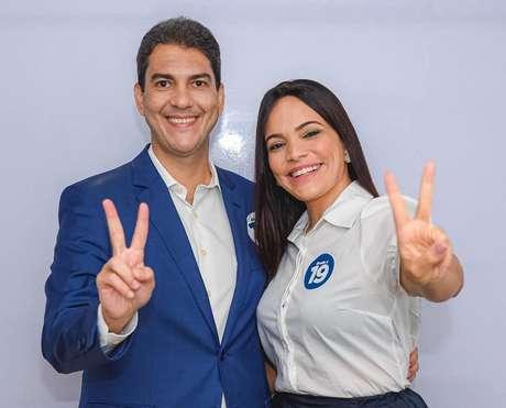 Candidato Eduardo Braide venceu em São Luís