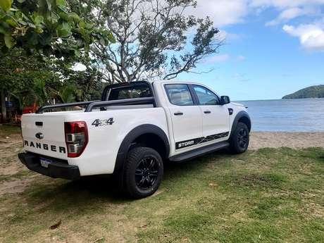 Ford Ranger Storm: proposta aventureira sem preço exorbitante.
