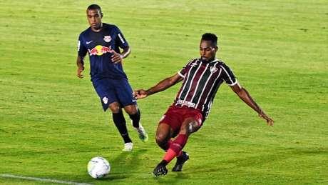 RB Bragantino venceu o duelo do primeiro turno (Foto: Mailson Santana/Fluminense)