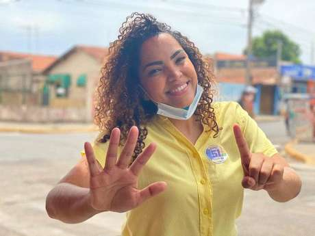 Suéllen Rosim (Patriota), nova prefeita de Bauru.