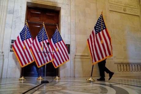 Capitólio, em Washington. REUTERS/Erin Scott