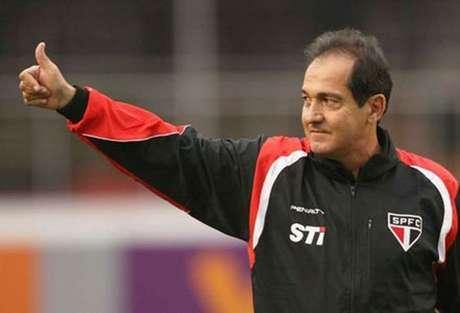 Muricy Ramalho conquistou o tricampeonato brasileiro com o São Paulo (Foto: Divulgação)