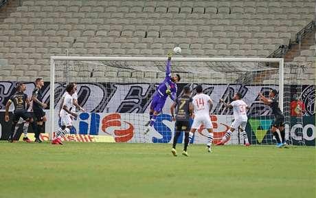 O Vasco superou o Ceará por 3 a 0 na partida válida pelo primeiro turno (Foto: Rafael Ribeiro/Vasco)