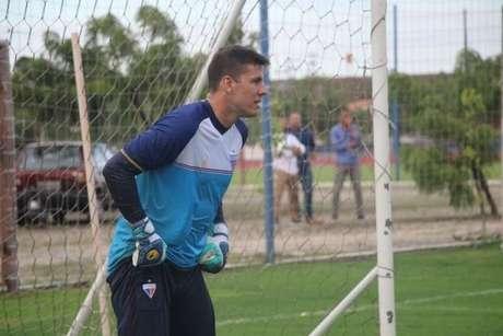 Marcelo Boeck crê no crescimento do time nas próximas rodadas do Brasileirão (Foto: Divulgação/Fortaleza)