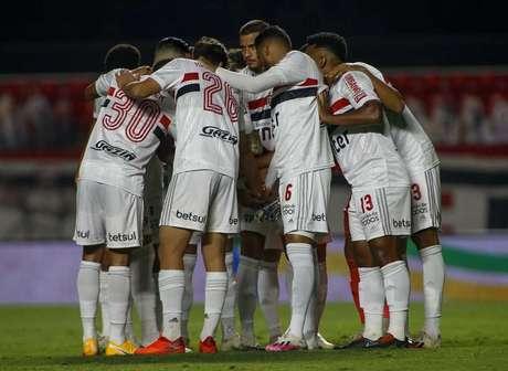 Tricolor engatou boa sequência na temporada (Foto: Miguel Schincariol/saopaulofc.net)
