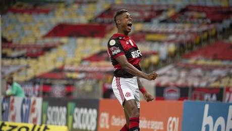 Bruno Henrique pelo Flamengo:52 gols marcados e 23 assistências em 99 jogos (Foto: Alexandre Vidal / Flamengo)
