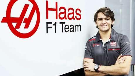 Pietro Fittipaldi: oportunidade de ouro na Haas.