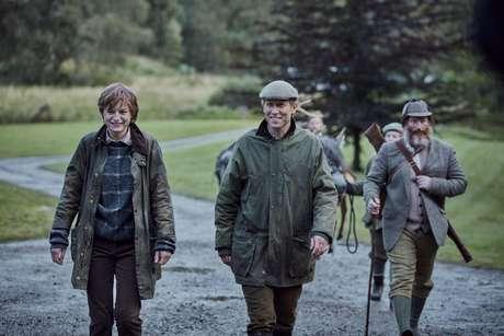 O Castelo de Balmoral, lar escocês da família real, foi local de algumas passagens importantes para a 4ª temporada de 'The Crown';