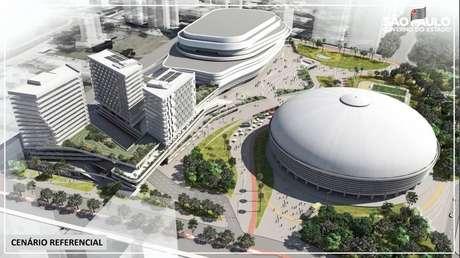 Estudo referencial para a privatização doComplexo Desportivo Constâncio Vaz Guimarães.