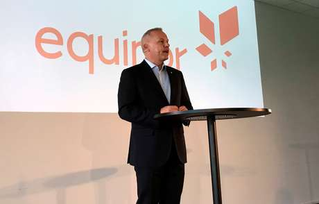 Anders Opedal, CEO da Equinor  10/08/2020 REUTERS/Gwladys Fouche