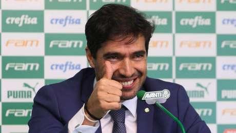 Abel Ferreira tem deixado uma boa impressão no comando do Palmeiras (Foto: Divulgação/Palmeiras)