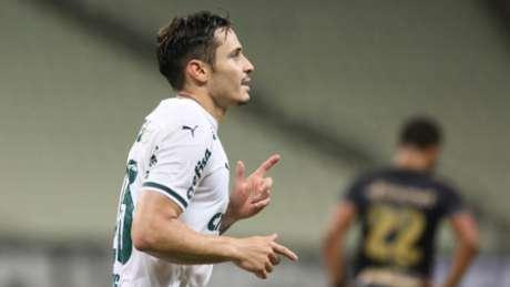Raphael Veiga (Foto: Cesar Greco/Agência Palmeiras)