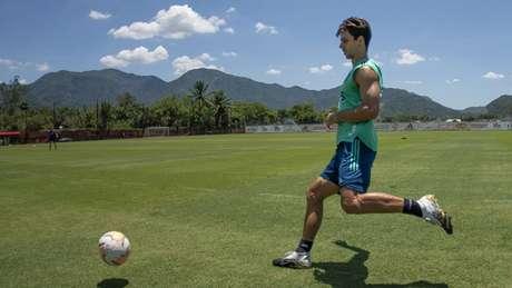 Rodrigo Caio retorna de longo período de lesão (Foto: Alexandre Vidal / Flamengo)