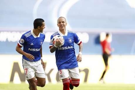 Marcos Junior brilhou novamente (Foto: Divulgação)