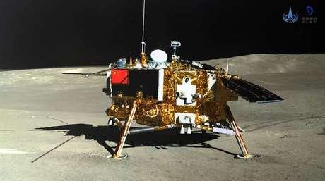 Missão coletará rochas lunares para estudo chinês