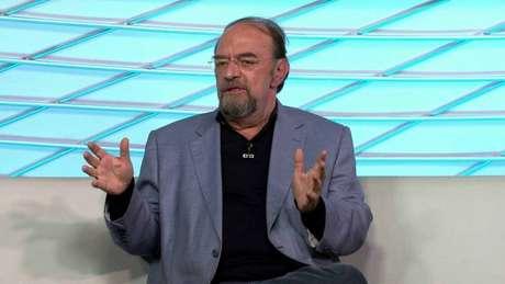 Comentarista deixa o Grupo Globo após 41 anos (Foto: Reprodução/SporTV)