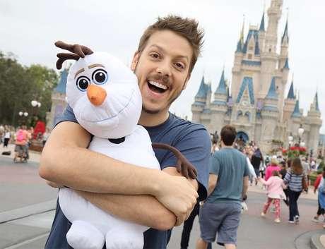 Fábio Porchat vai comandar série brasileira da Disney+